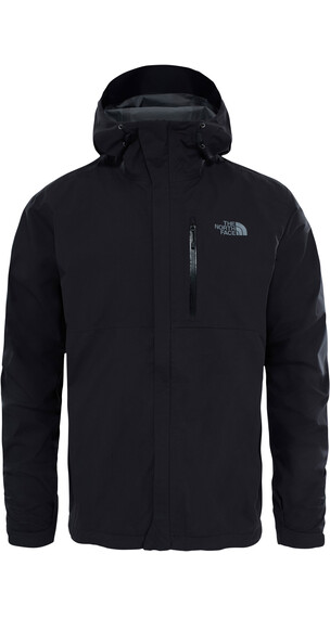 The North Face Dryzzle Jas Heren zwart